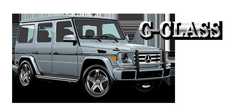 Сервис и ремонт Mercedes-Benz G-Класс Гелендваген
