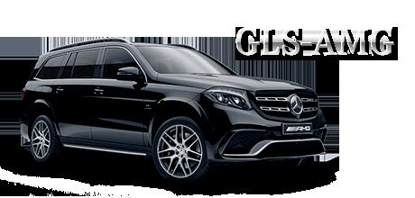 Ремонт и сервис Mercedes GLS AMG